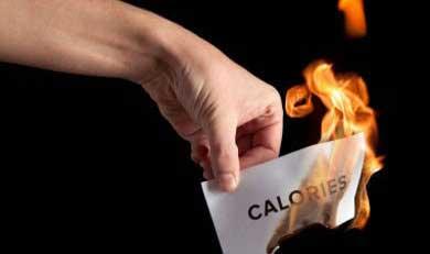 كالری سوزی, راههای سوزاندن کالری, راههای کاهش وزن