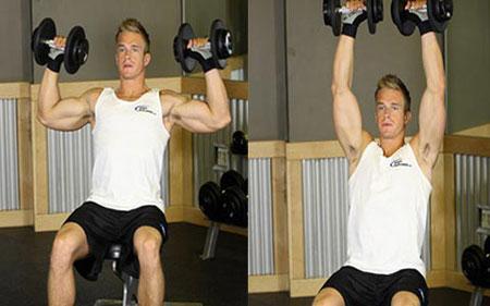 تقویت عضلات کتف,تقویت عضلات شانه,تمرینات بدنسازی