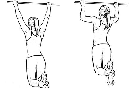 ورزش در پارک,تمرینات ورزشی در پارک,حرکت بارفیکس