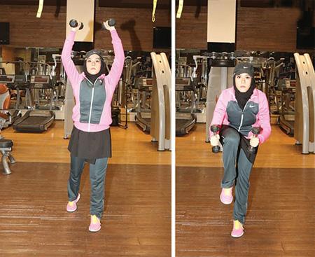 کاهش وزن,ورزش های کالری سوز, ورزش های چربی سوز