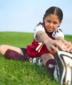 دختران ورزشکار به مکمل آهن نیاز دارند