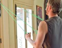 تمرینات ورزشی در خانه با عکس و توضیحات
