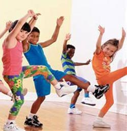 ورزش کودکان,بهترین ورزش برای کودکان