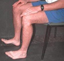درد ساق پا,درمان درد ساق پا,حرکات ورزشی برای بهبود درد ساق پا