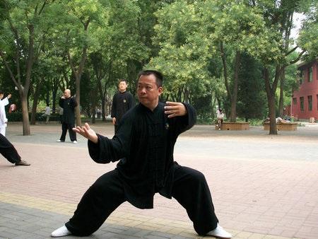 سبک های کونگ فو, هنر رزمی کونگ فو, مراحل آموزش در سبک جنگاوران کونگ فو
