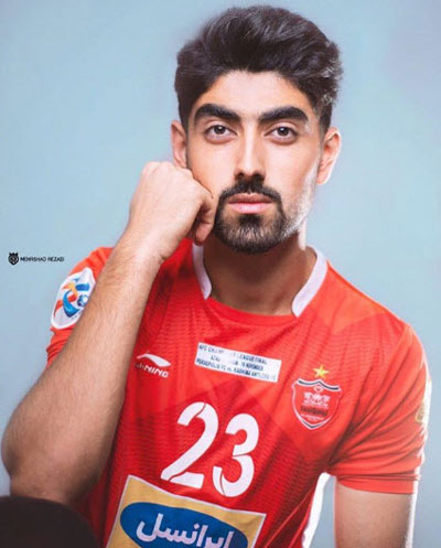 بیوگرافی محمدامین اسدی بازیکن پرحاشیه فوتبال