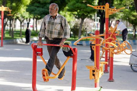 لوازم ورزشی پارک,آشنایی با لوازم ورزشی پارک ,نحوه استفاده از لوازم ورزشی پارک