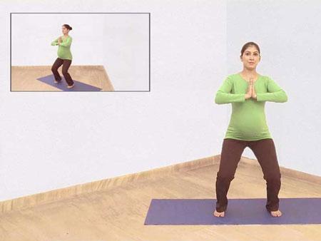 یوگا در بارداری,یوگا بهترین ورزش دوران بارداری,بهترین حرکات یوگا در بارداری