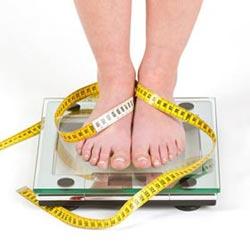 افزایش وزن