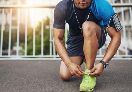 درمان گرفتگی عضلات پا بعد از ورزش, درمان گرفتگی عضلات ران پا بعد از ورزش, برای درد عضلات چه بخوریم