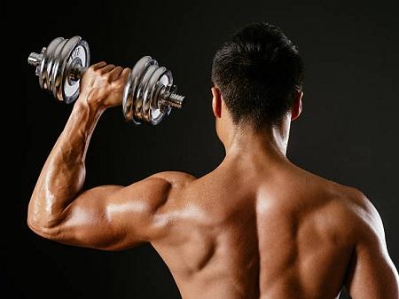 تمرینات ورزشی مفید برای خوش فرم کردن شانه ها
