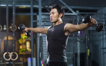 حرکاتی برای خوش فرم شدن شانه, ورزش  خوش فرم سازی شانه, ورزش برای پهن شدن شانه