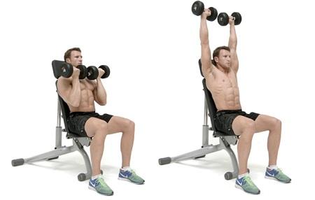 خوش فرم سازی شانه, ورزش برای خوش فرم کردن شانه ها, تقویت عضلات شانه