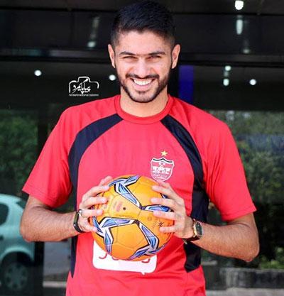 بیوگرافی شایان مصلح فوتبالیست و بازیکن پرسپولیس