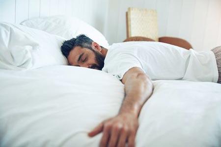 نحوه درست خوابیدن,بهترین وضعیت خوابیدن برای بدن,بهترین وضعیت خوابیدن