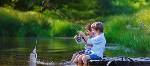 ماهیگیری,وسایل ماهیگیری,فواید ماهیگیری