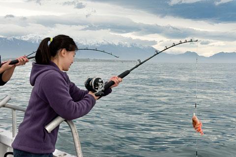 ماهیگیری,وسایل ماهیگیری,انواع ماهیگیری