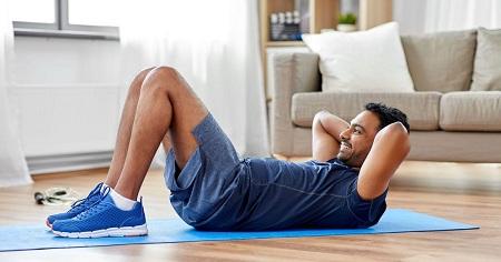 تمرینات ورزشی برای تنبل ها, ورزش مخصوص تنبل ها, ورزش تنبل ها