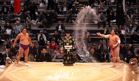 سومو,ورزش سومو,کشتي سومو