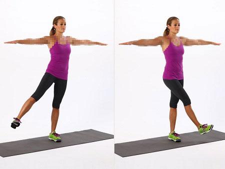 تقویت عضلات سرینی, فرم دهی باسن, ورزشهای فرم دهی باسن