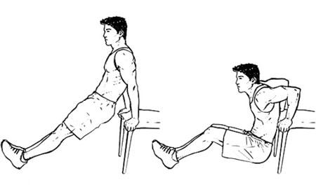 حرکت ديپ,حرکت ديپ در بدنسازي,حجيم کردن بازو
