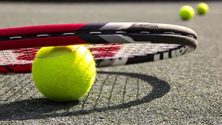 تنیس,تاریخچه تنیس,راکت تنیس