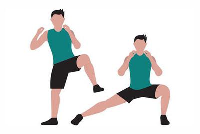 لاغر کردن ساق پا,ورزش ساق پا,چاقي ساق پا