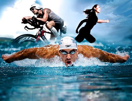 قوانین ورزش سه گانه, ورزش سه گانه زنان, کاهش وزن با ورزش سه گانه