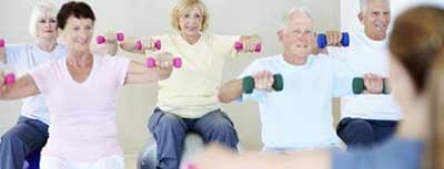 ورزش گروهی برای حفظ تناسب اندام در دوران پیری مفیدتر است یا انفرادی؟