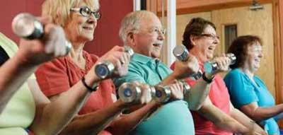 ورزش برای سالمندان
