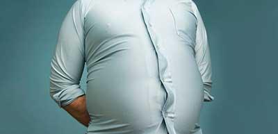 از بین بردن چربی شکم