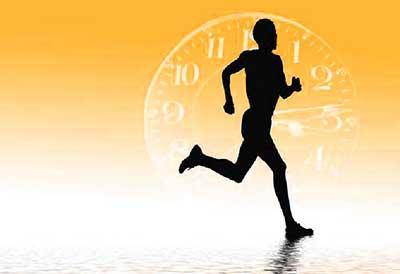 زمان مناسب ورزش کردن