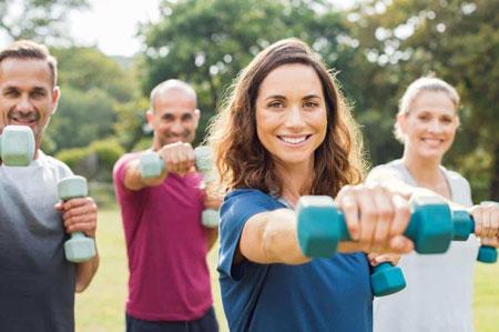 رابطه ورزش و افسردگی