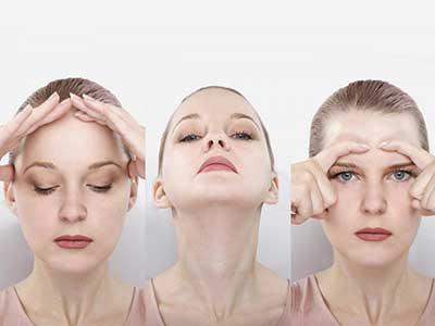 ورزش های صورت