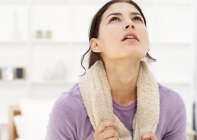 سه دلیلی که خانمها را از ورزش کردن فراری میدهد