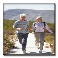 ورزش در پیری