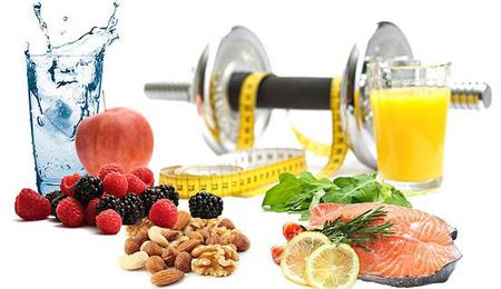 تغذیه سالم , تغذیه قبل و پس از ورزش,تغذیه ورزشی