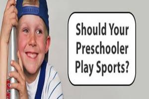 آیا کودک خردسالتان باید ورزش کند