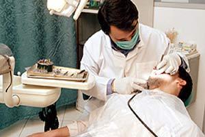 یوگا استرس بیماران در دندانپزشكی را