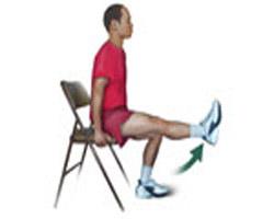 چه ورزشي براي زانو درد خوب است