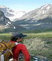 کوهنوردی در تابستان