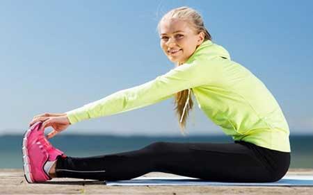 ورزش در دوران عادت ماهانه