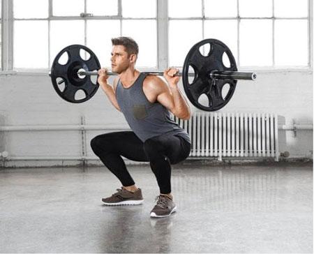 كاهش وزن با تمرين هاي قدرتي بدنسازي