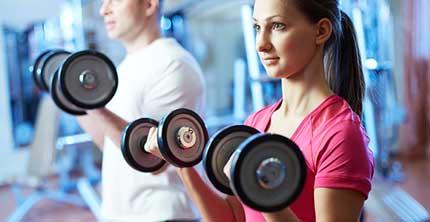اشتباه در ورزش كردن مردم