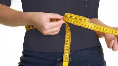 اندازه کمر خود را کم کنيد