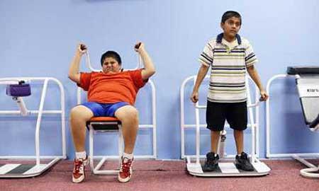 ورزش براي کودکان مبتلا به اوتيسم