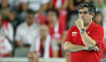 رائول لوزانو سرمربی والیبال