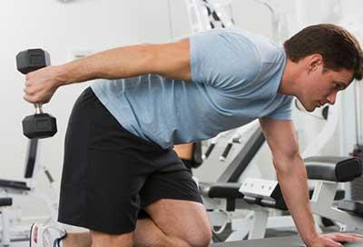 درمان پارگی فیبر عضلانی