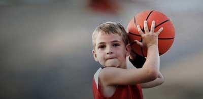 بهترین زمان برای ورزش کودکان