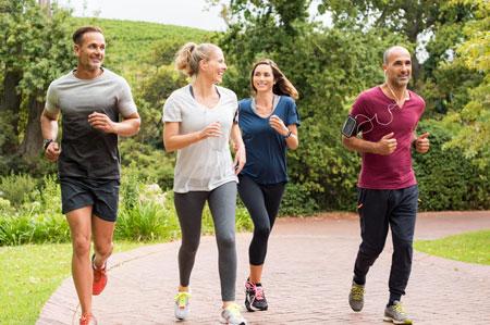 فواید انجام مداوم ورزش